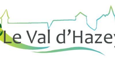 Le nouveau logo du Val d'Hazey a été choisi