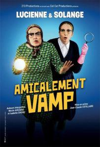 Amicalement Vamp @ Espace culturel Marcel Pagnol-Aubevoye