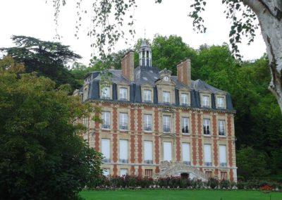 Aubevoye : Chateau de Tournebut