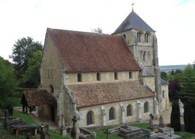Aubevoye : Eglise Saint-Georges