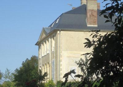 Sainte-Barbe-sur-Gaillon : ancien pavillon de chasse