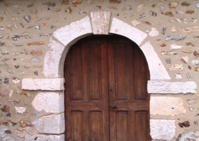 Vieux-Villez : église Saint-Denis