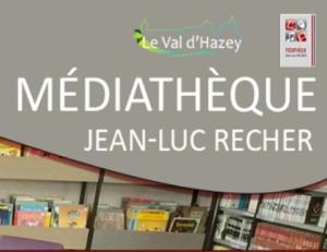 Médiathèque Jean-Luc Recher : pass sanitaire