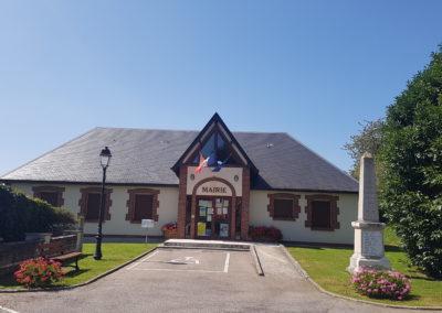 Sainte-Barbe-sur-Gaillon : mairie