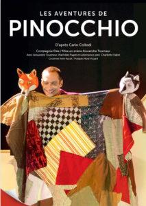 Compagnie Élée « Les aventures de Pinocchio » @ Espace culturel Marcel Pagnol-Aubevoye