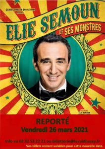 Elie Semoun et ses monstres @ Espace Culturel Marcel Pagnol