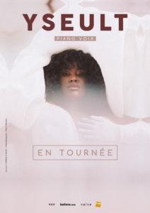 YSEULT « Piano Voix » @ Espace culturel Marcel Pagnol-Aubevoye